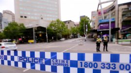 Police Assaulted at Scene of Sydney Fire in Australia
