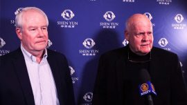 Spirituality in Shen Yun Resonates With Audience