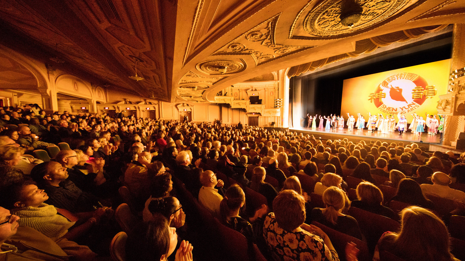 Shen Yun Performs to Packed Theaters in Philadelphia
