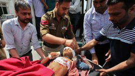 Five Indians Killed in Cross-Border Shelling by Pakistani Troops