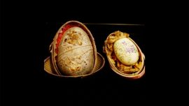 Historian Possibly Has the World's Oldest Easter Eggs