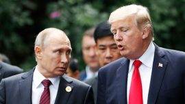US and Russia Re-Re-Reset