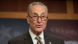 Schumer applauds Trump on China crackdown: 'President Trump is Exactly Right'
