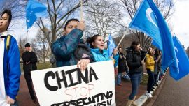 Forced Labor Products in Xinjiang Shows US-China Trade and Human Rights Issues Closely Linked