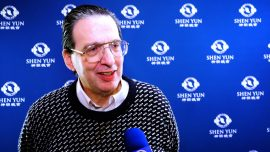 Shen Yun 'Reminds Me of Why I Chose to Study China,' Professor Says