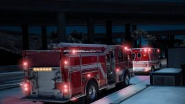 Two West Virginia Firefighters Killed, Three Injured After Truck Flips