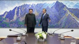 In Rare Move, North Korean State Media Acknowledges Denuclearization Pledged At Inter-Korean Summit