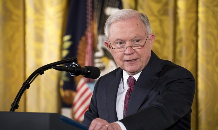 Sessions Assigned a Federal Prosecutor and That's Better for Trump Than a 2nd Special Counsel
