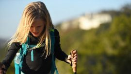 This 7-Year-Old Girl Broke World Record Climbing Mt. Kilimanjaro — Here's Why She Did It