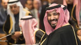 Saudi Crown Prince Recognizes Israel's Right to Exist