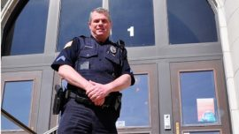 Brave Officer Runs After, Shoots Gunman in Illinois High School—Officials Reveal His Identity