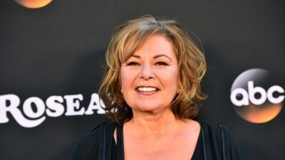 Roseanne Barr Trashes ABC in Return to Stand-Up Comedy