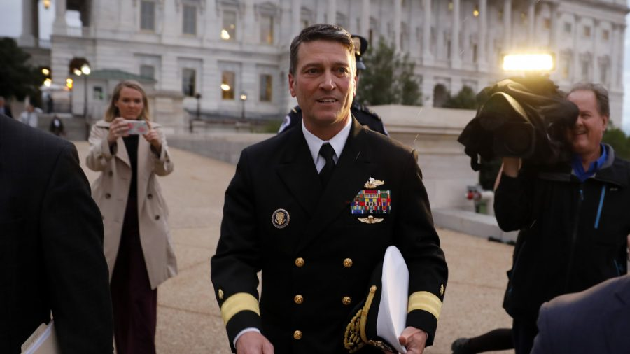 Former White House Physician Ronny Jackson Wins House GOP Primary in Texas