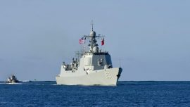 Zooming In: Does China Want to Take Over the World? Part 3: South China Sea