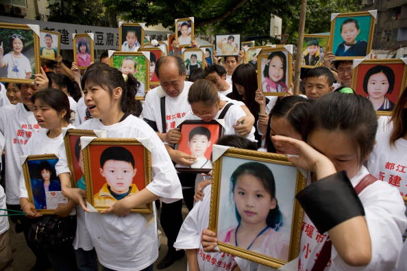 On 10th Anniversary of Sichuan Earthquake, Chinese Authorities Harass Journalists, Parents of Perished Children