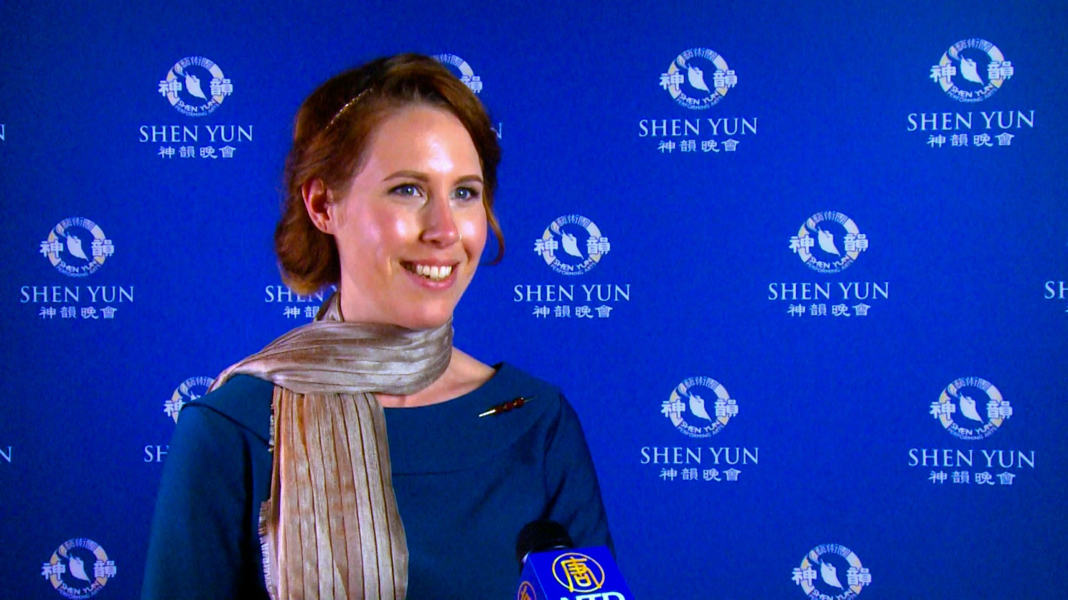 Company CEO Finds Deeper Meaning Behind Shen Yun