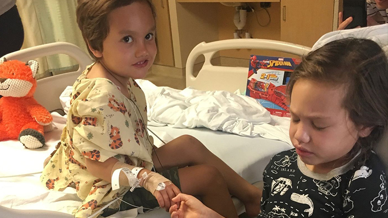 California Siblings Diagnosed With Brain Tumors 2 Weeks Apart