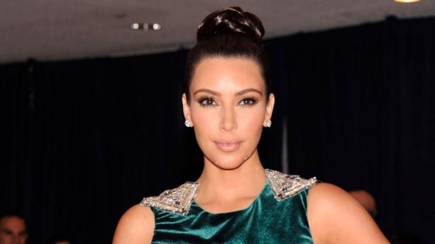 Kim Kardashian West White House