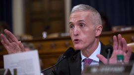 Trey Gowdy Hits Out at Comey After He Admitted Fault in FISA Misconduct