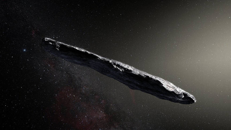 Harvard Astronomer Who Claims Space Object May be Alien Probe Says Critics Have 'Head in the Sand'