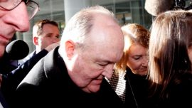 Australian Archbishop Detained for a Year for Child Abuse Cover-Up