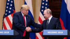 Trump Discusses Mueller Report, Venezuela in Hour-Long Phone Call With Putin