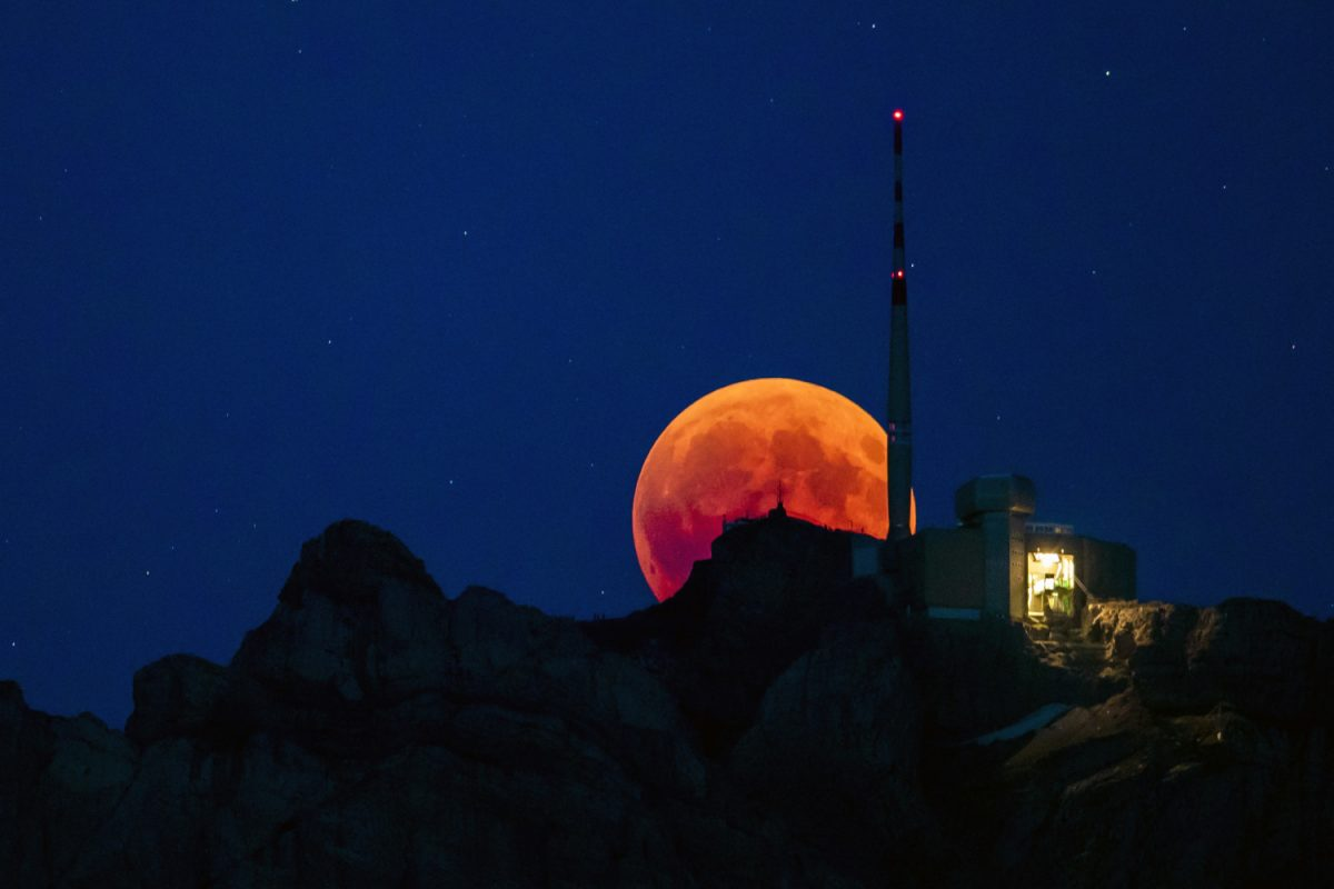 Much of the World Will Be Able to See a Partial Lunar Eclipse Tuesday—Just Not the US