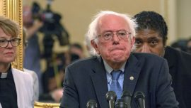 Bernie Sanders Previously Called Baltimore a 'Disgrace,' Compared to 'Third World Country'