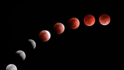 'Super Blood Wolf Moon' to Get Star Billing in Weekend Lunar Eclipse