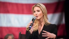 Ivanka Trump Pleas for Bipartisan Support on National Paid Family Leave Plan