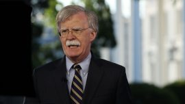 Reports: John Bolton Doesn't Appear for Impeachment Deposition