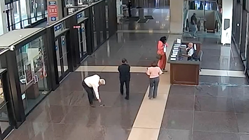 Illinois Judge Charged After Appears to Drop Gun in Courthouse Lobby