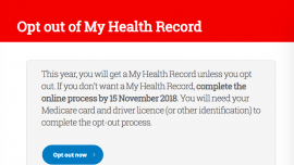 Opt-Out Period Begins for My Health Record—What Australians Need to Know