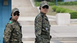 South Korea Army General Dismissed for Sexual Harassment Allegation