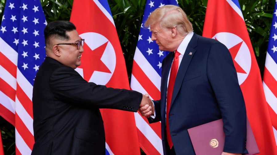 Kim summit venue shows possibility of moving beyond conflict: State Department