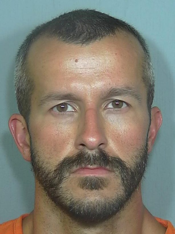 Christopher Watts, 33, arrested on suspicion of murdering his pregnant wife and two young daughters, in Frederick, Colorado, U.S., is shown in this handout photo provided on August 16, 2018. (Weld County Sheriff's Office/Handout via REUTERS)