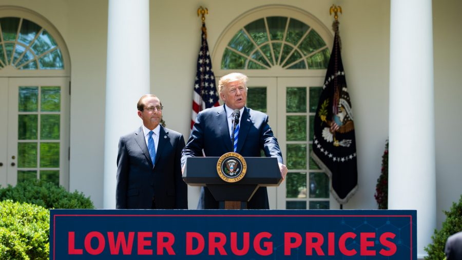 Drug Prices Index Falls Fastest Since 1960s Thanks to Trump, His Economic Advisers Say