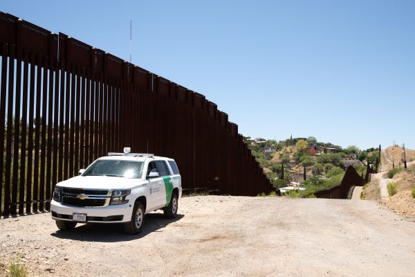 Border Patrol in Arizona