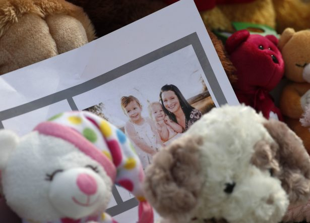 Shanann Watts and two daughters