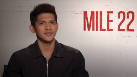 'Mile 22' Poised to Propel Indonesian Action Star Iko Uwais to Hollywood Stardom