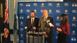 Australian Police Charge UNSW Staffer With Terror Plotting