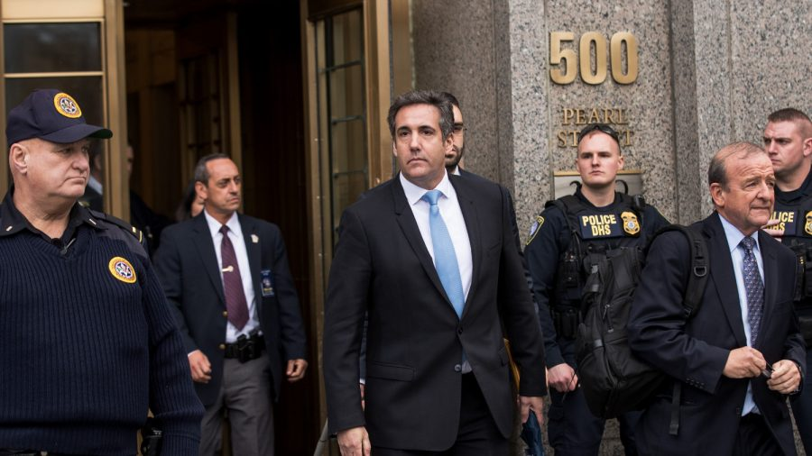 After Cohen's Plea Deal, There's Still No Evidence of Russian Collusion