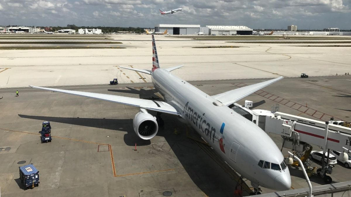 American Airlines Miami Airport