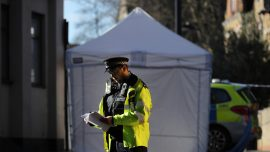 UK Knife Crime at 'Worrying Levels'