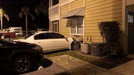 Bad Drug Deal Leaves One Dead in Florida Apartment Complex