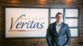 Project Veritas to Expose 'Deep State' in New 'Whistleblower' Platform