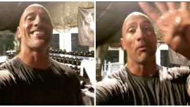 'The Rock' Sings 'Happy Birthday to Thor' in Hilarious Instagram Video