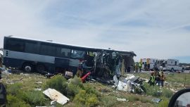 Survivor of New Mexico Bus Crash Gave Birth to Twins Hours Later