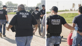 Multi-State ICE Operation Targets Businesses Cheating Illegal Immigrants
