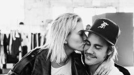 Justin Bieber and Fiancé Cry, Pray in Public Over 'Meaning of Marriage'